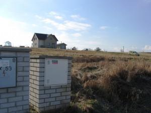 Pozemek Liteň