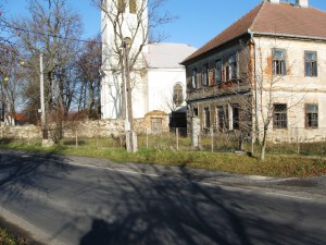 Velký dům Bezdědice, bývalá fara k rekonstrukci