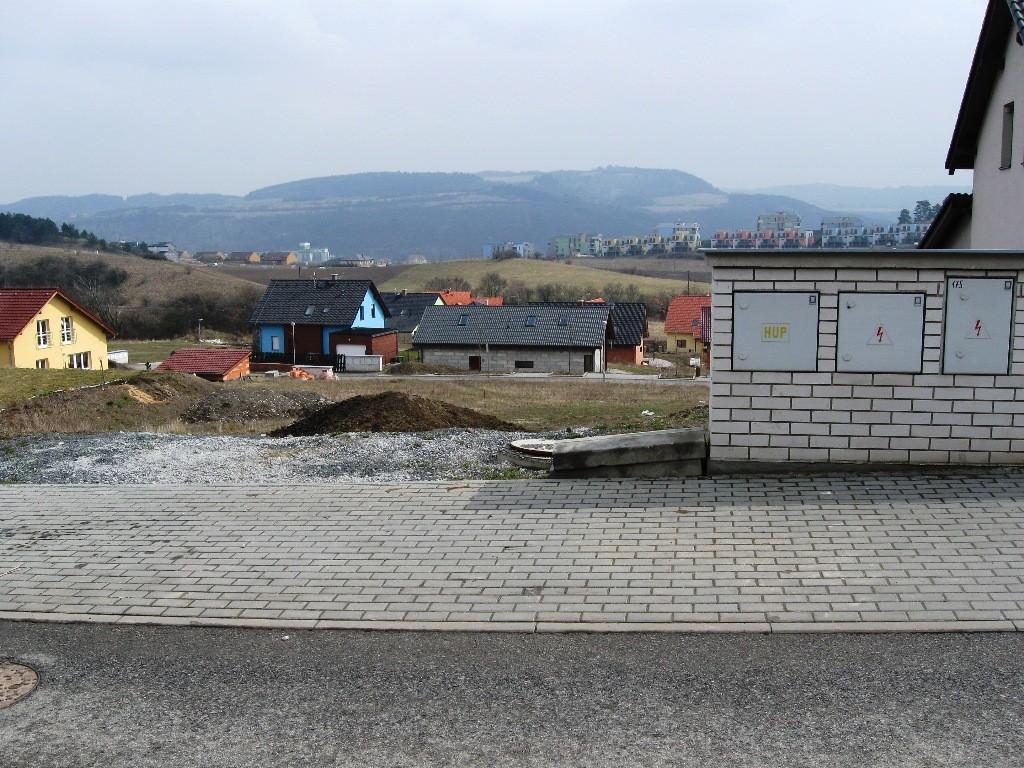 Jeden z posledních volných stavebních pozemků v této klidné části Zahořan