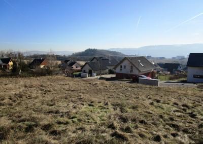 Pozemek 1191 m2 Králův Dvůr – Zahořany s exklusivním výhledem