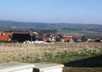 Pozemek 1491m2 Liteň pro stavbu RD