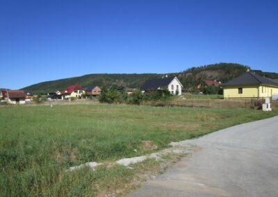 Pozemek Trubín 938m2 pro stavbu RD