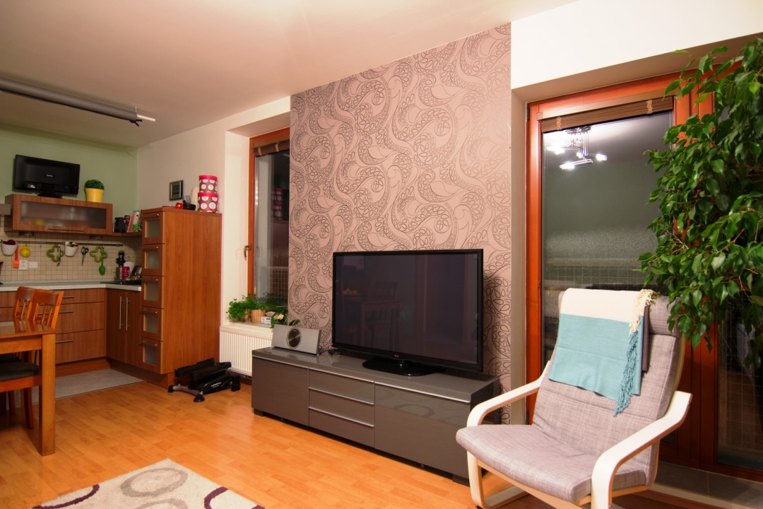 Byt 3+kk+B 67m2, Rudná u Prahy v klidné části města