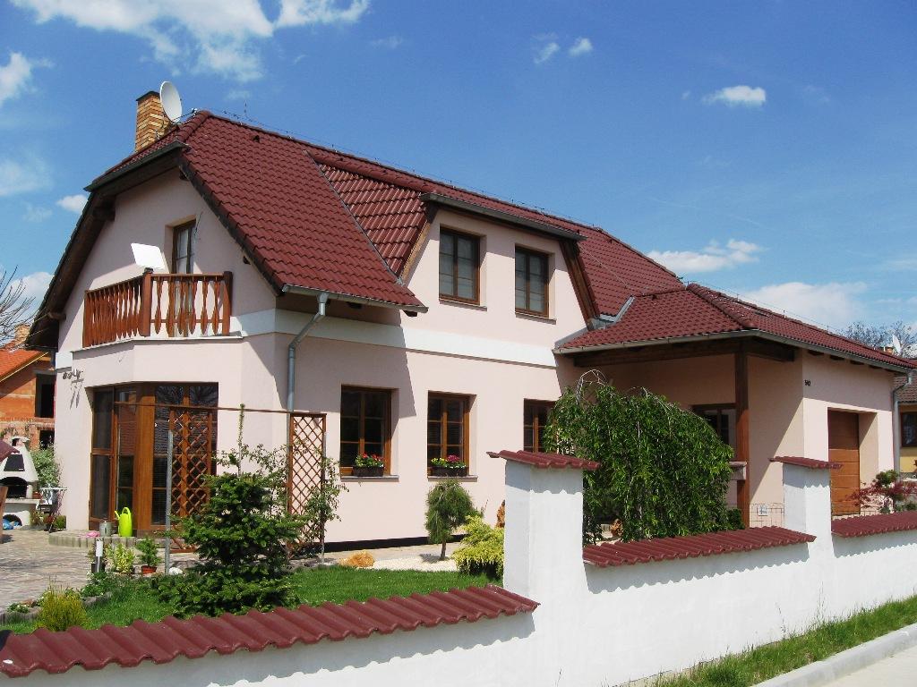 Rodinný dům 6+1+G Hostomice patrový dům v klidné části města