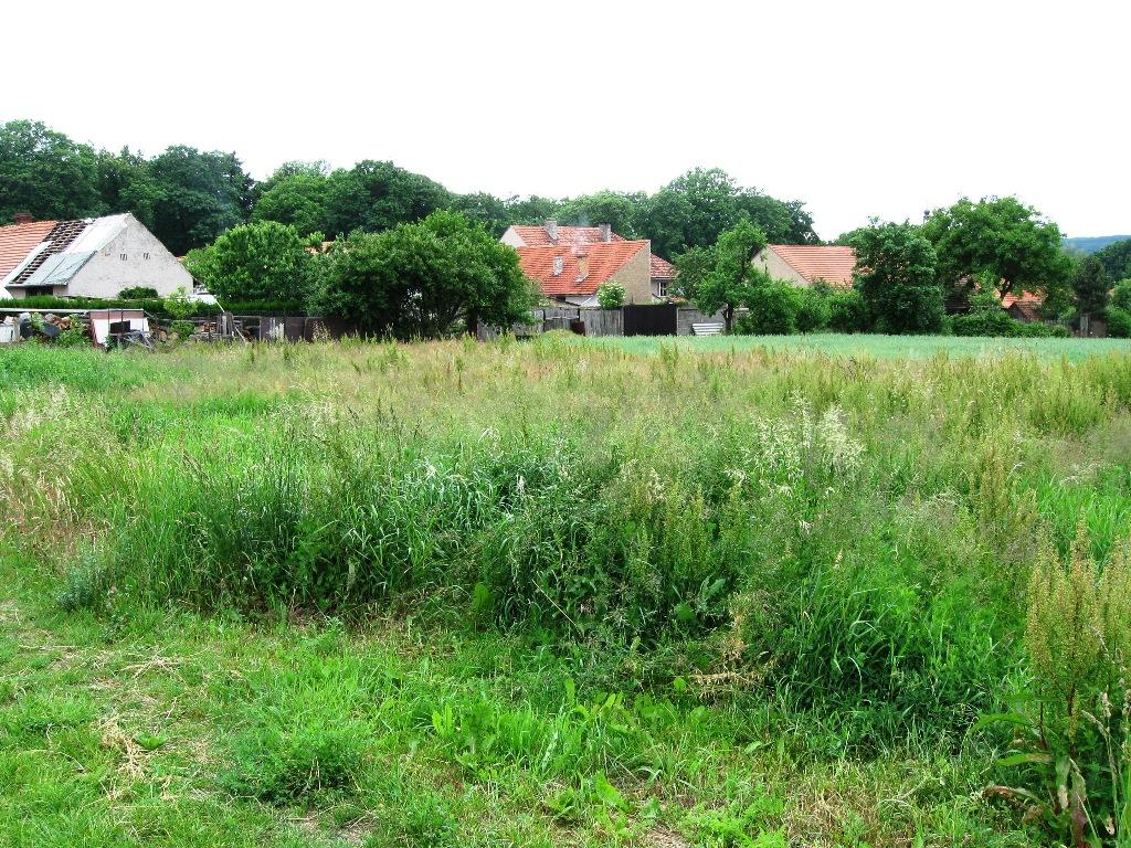 Stavební pozemek 2224m2 Osov pro RD s velkou zahradou
