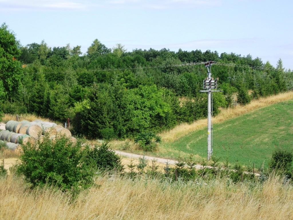 Pozemek 4616m2, Tmaň -Lounín s ojedinělým výhledem